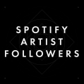spotify artist followers